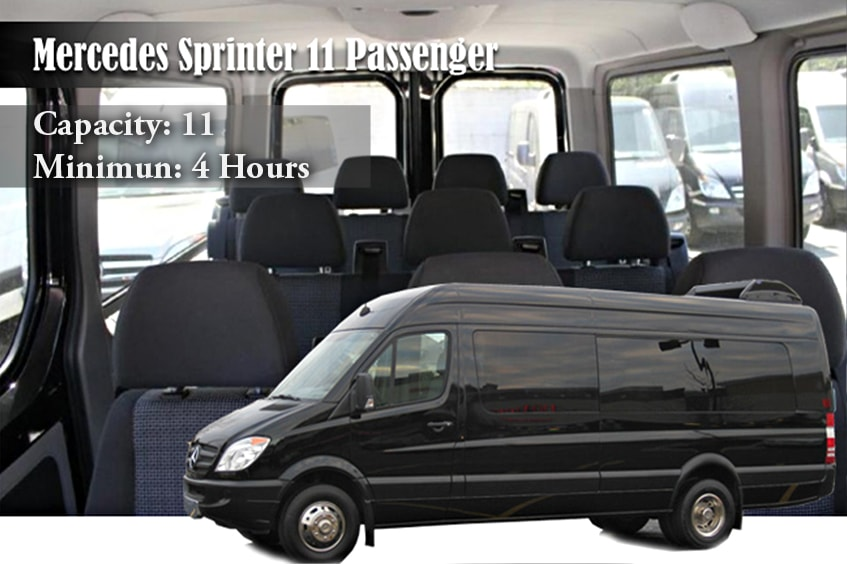 Mercedes Sprinter Rental New York