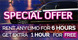 NYC Limo Special Offer