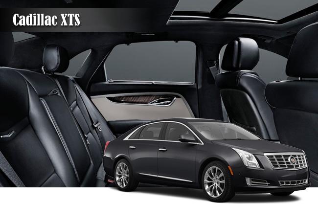 Cadillac XTS Rental New York